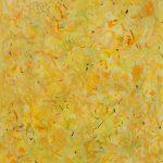 Malerei Spurenfeld 3, 90x80cm, Öl Lwd 2000