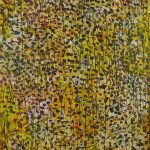 Spurenfeld 18,120x100cmAcryl Lwd. 1999